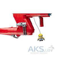 Конструктор Mega Bloks Реактивный самолет Суперпреступника