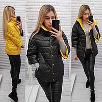 Куртка жіноча в кольорах 45608