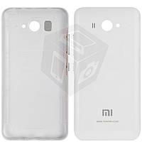 Задняя крышка батареи для Xiaomi Mi2 / Mi2S, оригинал, белая