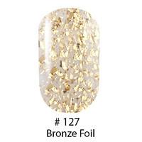 Гель-лак Naomi №127 Bronze Foil 12 мл