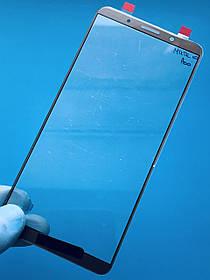 Скло дисплея для Huawei Mate 10 Pro коричневий (для переклеювання)