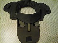 Защита шеи и горла с кевларом к бронежилету Корсар М3с