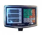 Підлогові ваги торговельні з платформою, Wimpex WX-350, 350кг., фото 5