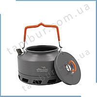 Чайник Tramp анодированный алюминий с теплообменником 1,6л