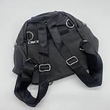 """Женский рюкзак """"ПАУТИНКА"""" школьный портфель черный, фото 9"""