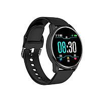 Умные часы (фитнес-браслет) 4you BENEFIT (1.3 IPS, 240*240, 12-15days, IP67, 12мес гарантия) black