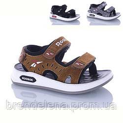 Спортивные сандалии для мальчика р 26-31 (код 2020-00)