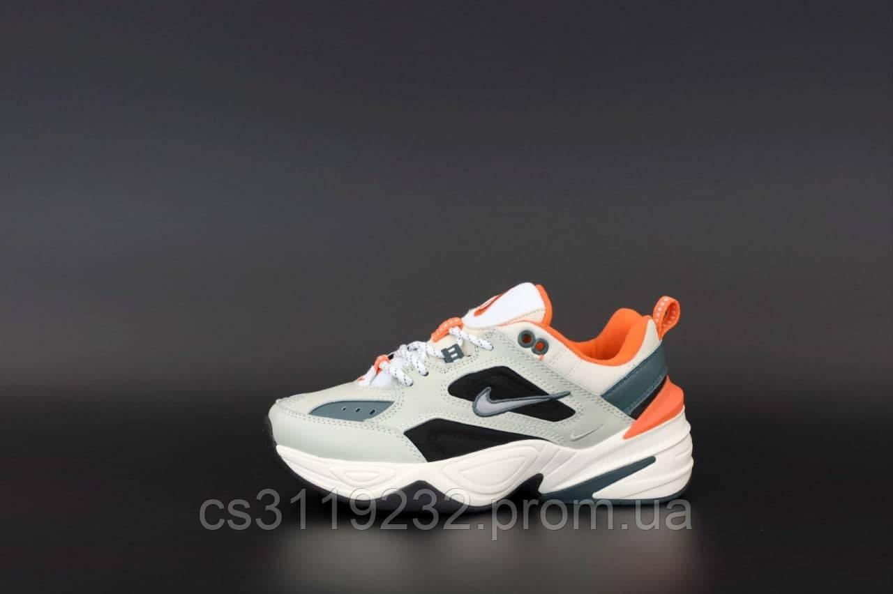 Жіночі кросівки Nike M2K Tekno (сірі)