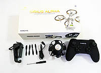 Квадрокоптер Sirius Alpha 415 WiFi | Дрон с камерой на пульте управления