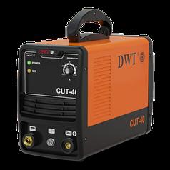 Инверторный плазморез DWT CUT-40