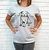 Молодежная футболка хлопок Турция 42-46 (в расцветках), фото 8