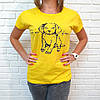 Молодежная футболка хлопок Турция 42-46 (в расцветках), фото 5