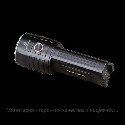 Ліхтар ручний тактичний Fenix LR35R світлодіодний акумуляторний (Фенікс LR35R), фото 2