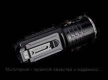 Ліхтар ручний тактичний Fenix LR35R світлодіодний акумуляторний (Фенікс LR35R), фото 3