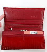 Женский кожаный кошелек Balisa 826Н2 красный Кожаный женский кошелек Балиса закрывается на магнит, фото 2