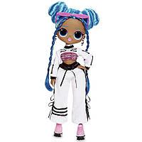 Кукла ЛОЛ ОМГ Леди Релакс L.O.L. Surprise! O.M.G. Series 3 Chillax Fashion Doll