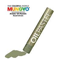 Пастель масляная (546) Серо-зеленый, MUNGYO