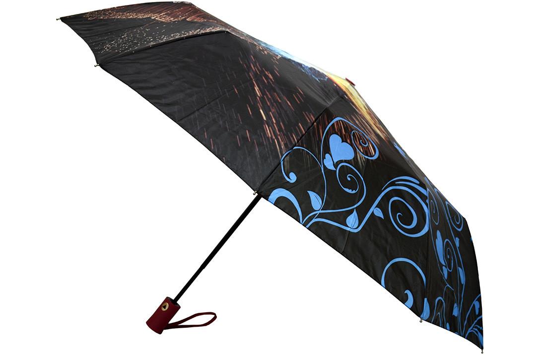 Жіноча парасолька Lantana ( напівавтомат ) арт. 809-01