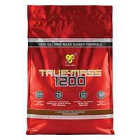 Гейнер True-Mass 1200 (4,65 kg strawberry milkshake)