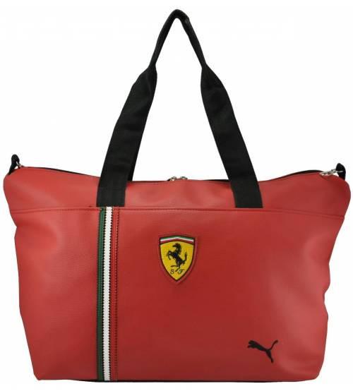 Спортивная сумка Puma Ferrari красная реплика - Интернет магазин