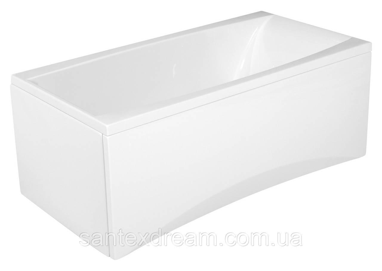 Ванна Cersanit Virgo 170x75 прямоугольная