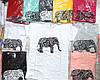 Трендовая футболка со слоном 46, фото 7
