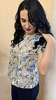 Блузочка жіноча на гумці