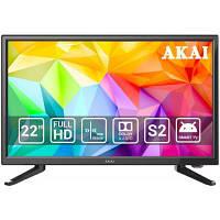 Телевізор AKAI UA22LED1T2S