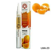 Масло для кутикулы от заусениц Апельсин, фото 1