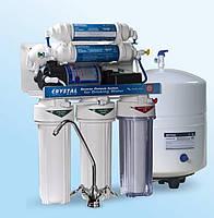 Фильтр для воды с обратным осмосом Crystal CFRO-550MP шесть ступеней очистки с помпой