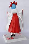 Фігурка Re:Zero - Rem - Miko Style - SPM - SEGA, фото 4