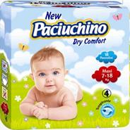 Підгузки Paciuchino Maxi Size 4 (7-18 kg)