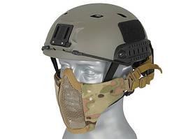 Маска Stalker Evo с монтажом для шлема FAST - MC [Ultimate Tactical] (для страйкбола)