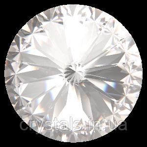 Риволи Preciosa (Чехия) 16 мм Crystal