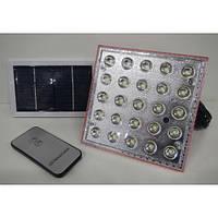 Светодиодная панель на солнечной батарее JY-8006, светодиодная панель на дистанционном управлении ,