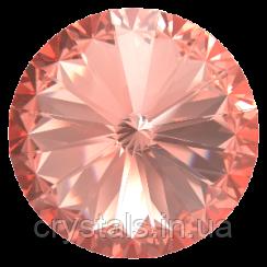 Риволи Preciosa (Чехия) 18 мм Crystal Apricot