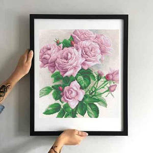 Набір для вишивки Троянди для коханої НБЦ-013