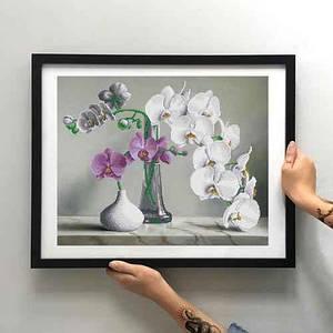 Набір для вишивки Орхідеї НБН-016