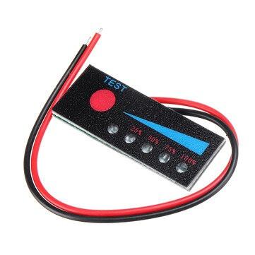LED плата індикатор заряду / розряду li-ion / Li-pol акумуляторів 4S 16.8 В