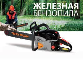 Бензопила Техпром ТБП-6000