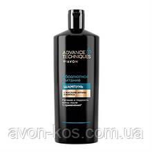 """Поживний шампунь з аргановою олією """"Комплексний догляд"""", 700 мл Advance Techniques"""