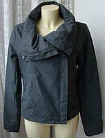 Куртка женская модная шикарная демисезонная бренд Bench р.46 4529