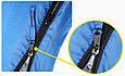Комфортный спальный мешок KingCamp Freespace 250(KS3168) / 7°C, R Blue 55783 синий, фото 6