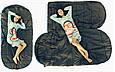 Надежный спальный мешок KingCamp Freespace 250(KS3168) / 7°C, L Grey 94888 серый, фото 4