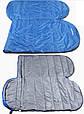 Надежный спальный мешок KingCamp Freespace 250(KS3168) / 7°C, L Grey 94888 серый, фото 8