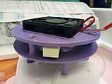 Инкубатор для яиц Рябушка Smart 70, ручной переворот, керамический нагреватель, вентилятор, фото 5