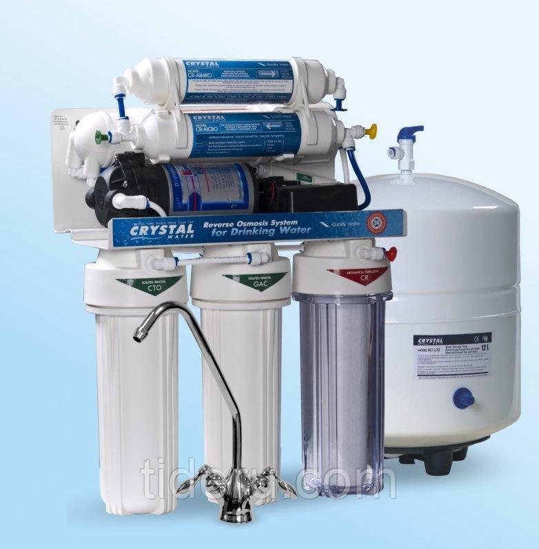 Фільтр для води із зворотним осмосом Crystal CFRO-550MP
