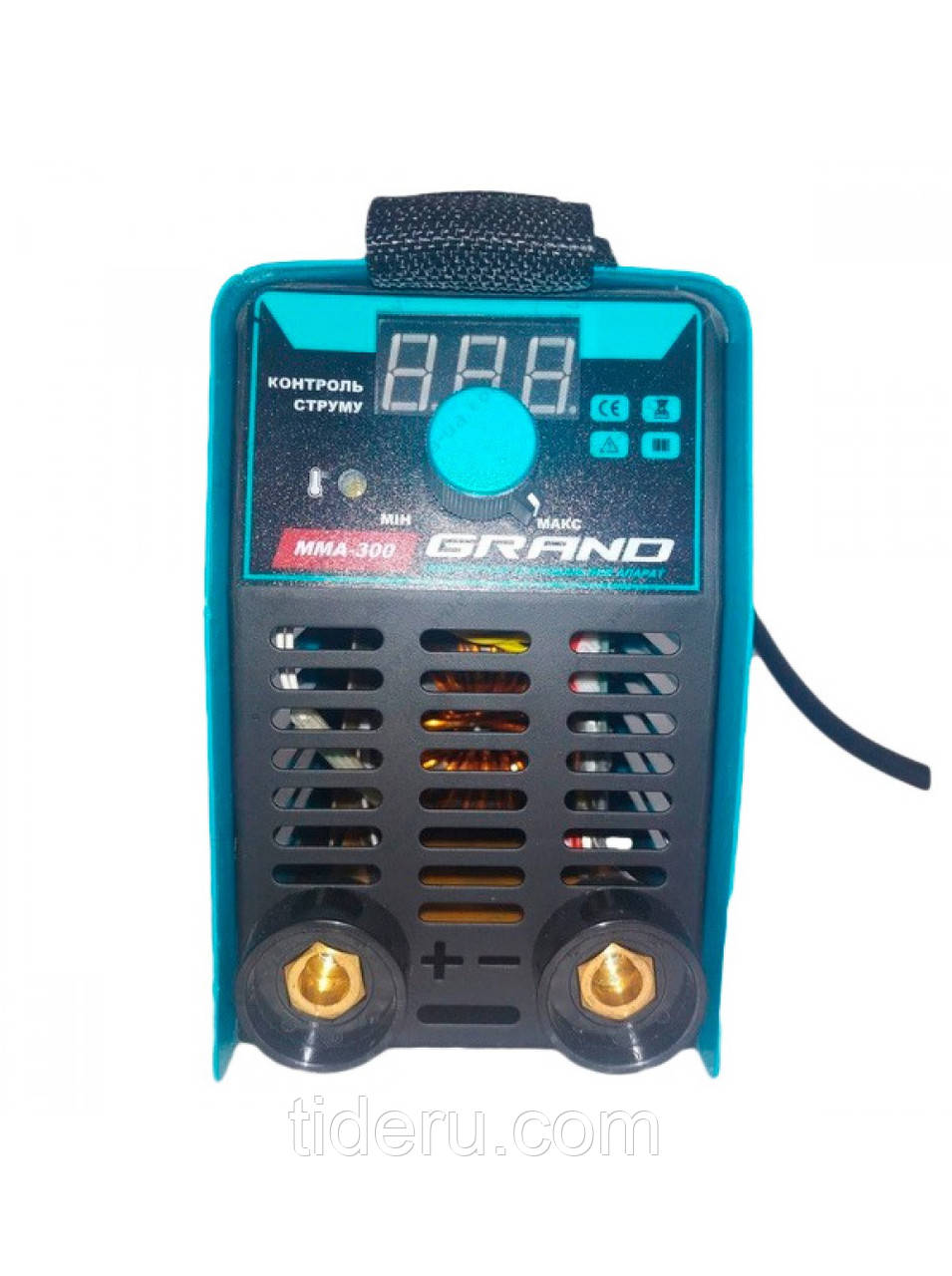 Сварочный инвертор Grand ММА-300  (дисплей)