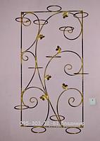 """Подставка для цветов """"Настенная на 12 колец для орхидей"""""""