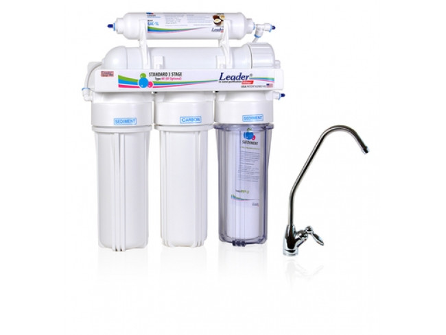 Фільтр для очищення води Leader MF5